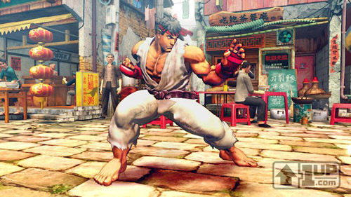 Street Fighter IV - Primer screenshot