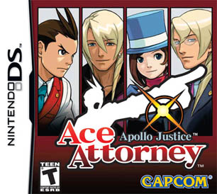 Apollo Justice Ace Attorney cover