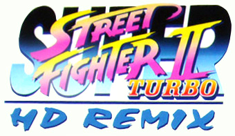 Super Street Fighter II Turbo HD Remix logo