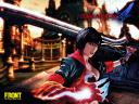 Devil May Cry 4 Front Magazine Vicky Blows