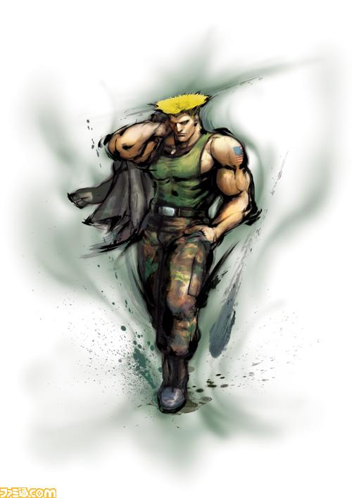 Guile SF4