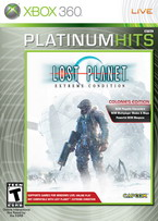 Lost Planet Colonies XBox-360