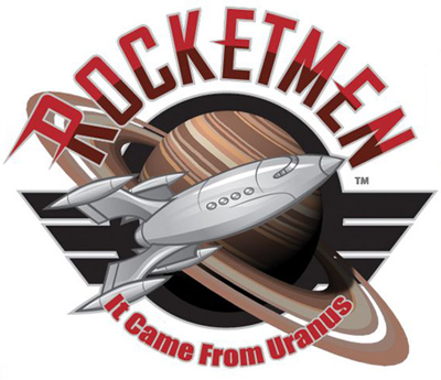 Rocketmen: It Came from Uranus logo