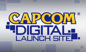 Capcom Digital Launch Site logo