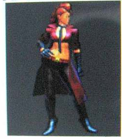 Crimson Viper traje alternativo Street Fighter IV
