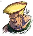Guile Street Fighter Online