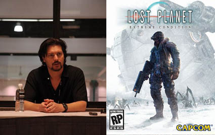 Lost Planet David Hayter