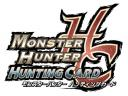 Monster Hunter Hunting Card logo