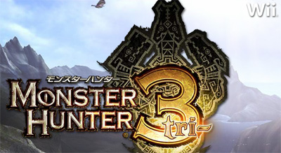 Monster Hunter 3 tri Site Oficial