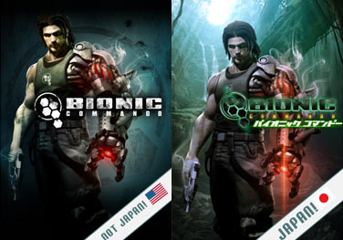 Covers Bionic Commando
