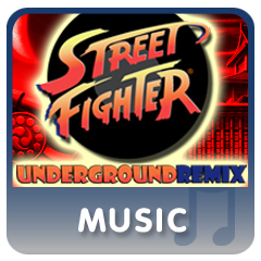 Street Fighter Underground Remix