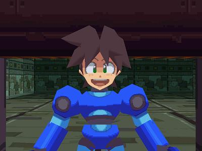 Megaman Legends