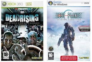 Dead Rising Lost Planet
