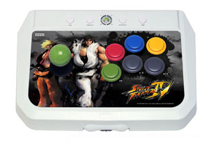 Hori Arcade Strick Street Fighter IV 360
