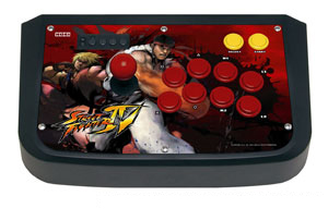 Hori Arcade Stick Street Fighter IV PS3