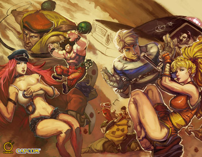 Udon Final Fight